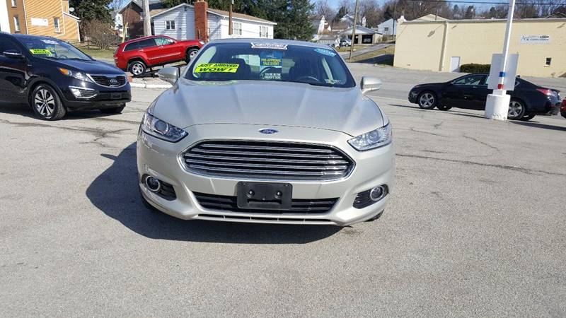 2015 Ford Fusion for sale at U.S. AUTOMART INC. in Adamsburg PA