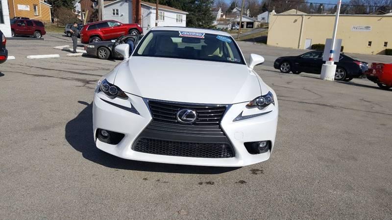 2015 Lexus IS 250 for sale at U.S. AUTOMART INC. in Adamsburg PA