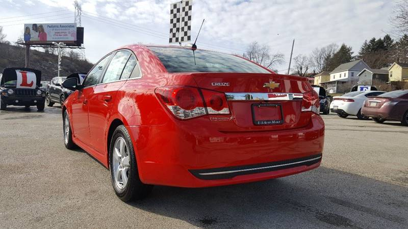2016 Chevrolet Cruze Limited for sale at U.S. AUTOMART INC. in Adamsburg PA
