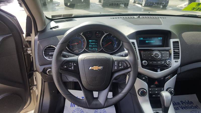 2015 Chevrolet Cruze for sale at U.S. AUTOMART INC. in Adamsburg PA