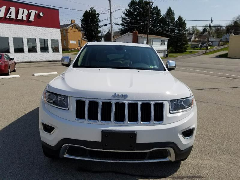 2014 Jeep Grand Cherokee for sale at U.S. AUTOMART INC. in Adamsburg PA