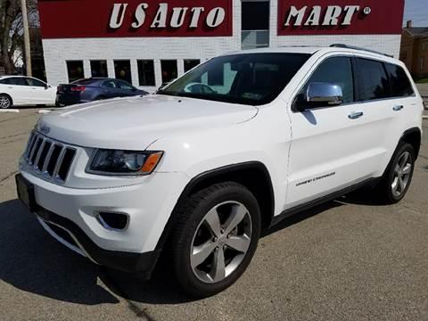 2014 Jeep Grand Cherokee for sale in Adamsburg, PA
