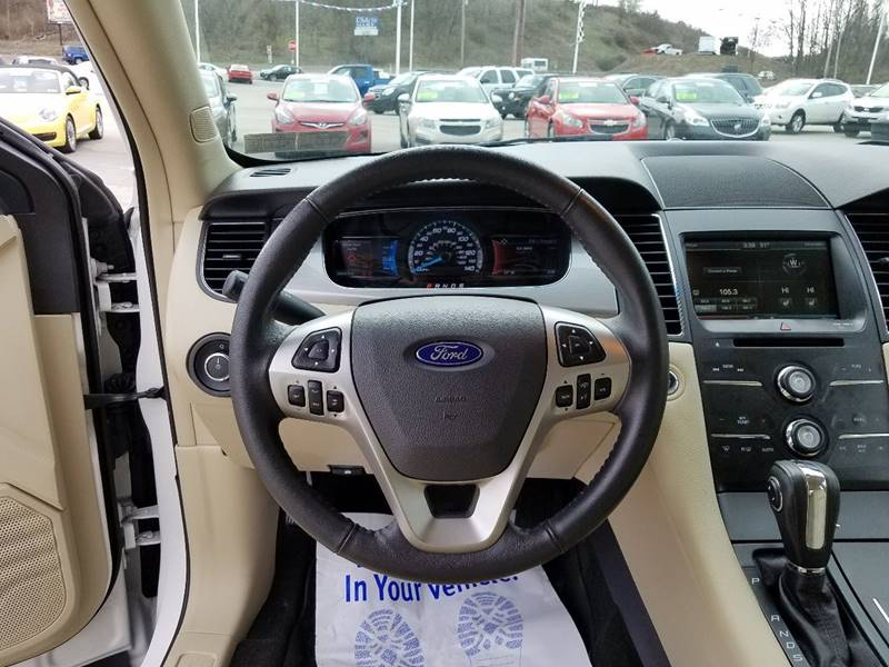 2015 Ford Taurus for sale at U.S. AUTOMART INC. in Adamsburg PA