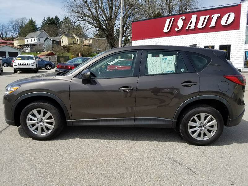 2016 Mazda CX-5 for sale at U.S. AUTOMART INC. in Adamsburg PA