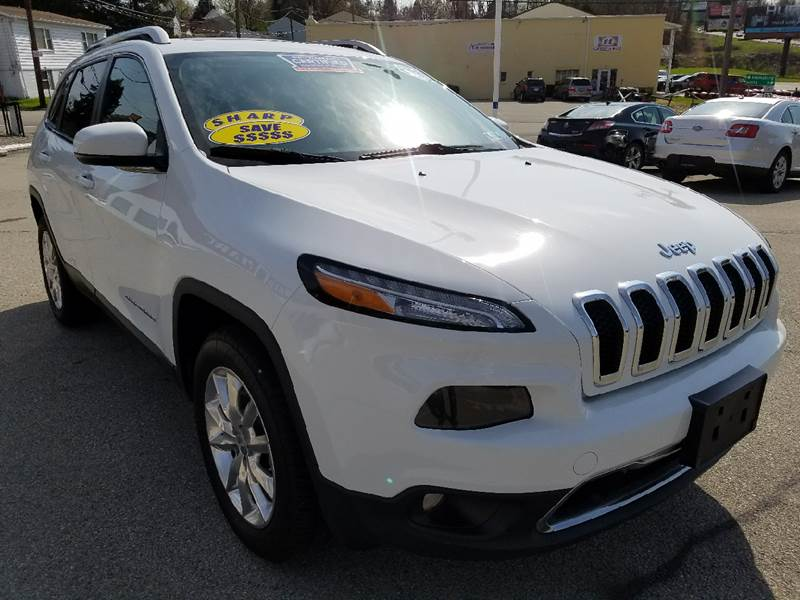 2014 Jeep Cherokee for sale at U.S. AUTOMART INC. in Adamsburg PA