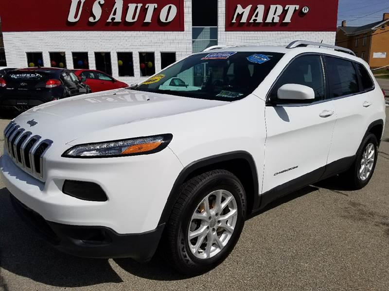 2015 Jeep Cherokee for sale at U.S. AUTOMART INC. in Adamsburg PA