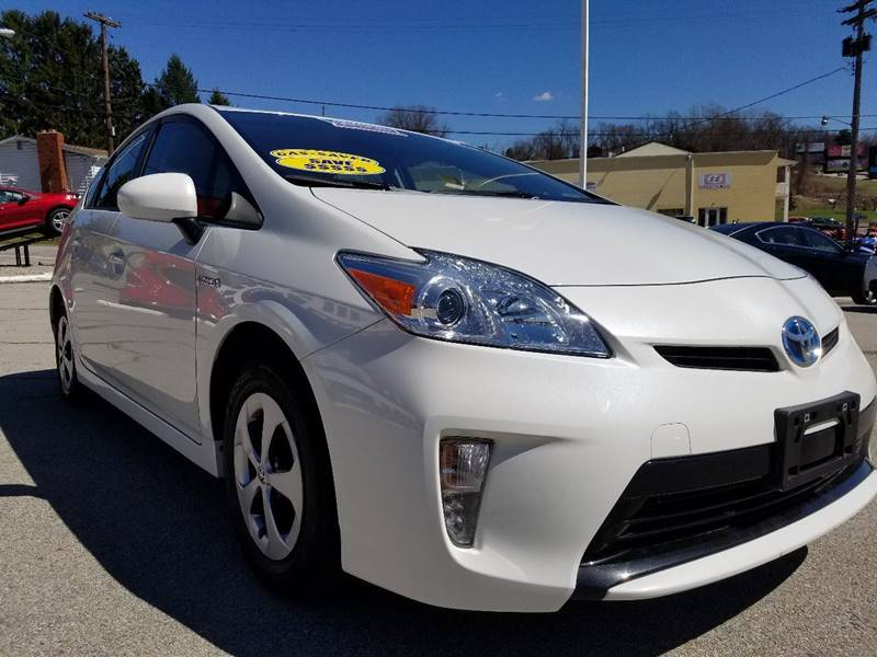 2015 Toyota Prius for sale at U.S. AUTOMART INC. in Adamsburg PA
