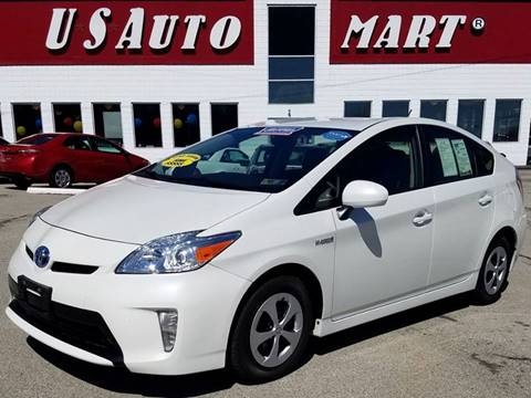 2015 Toyota Prius for sale in Adamsburg, PA