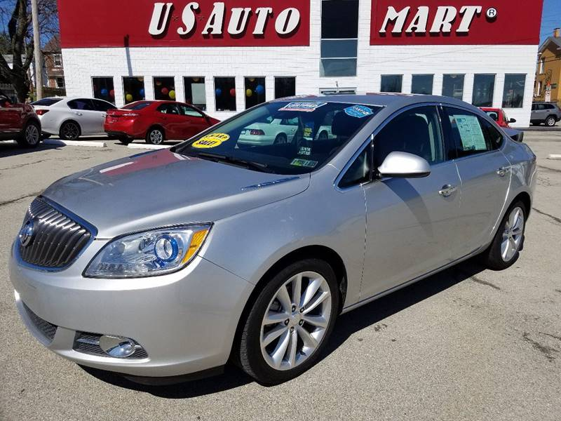 2014 Buick Verano for sale at U.S. AUTOMART INC. in Adamsburg PA