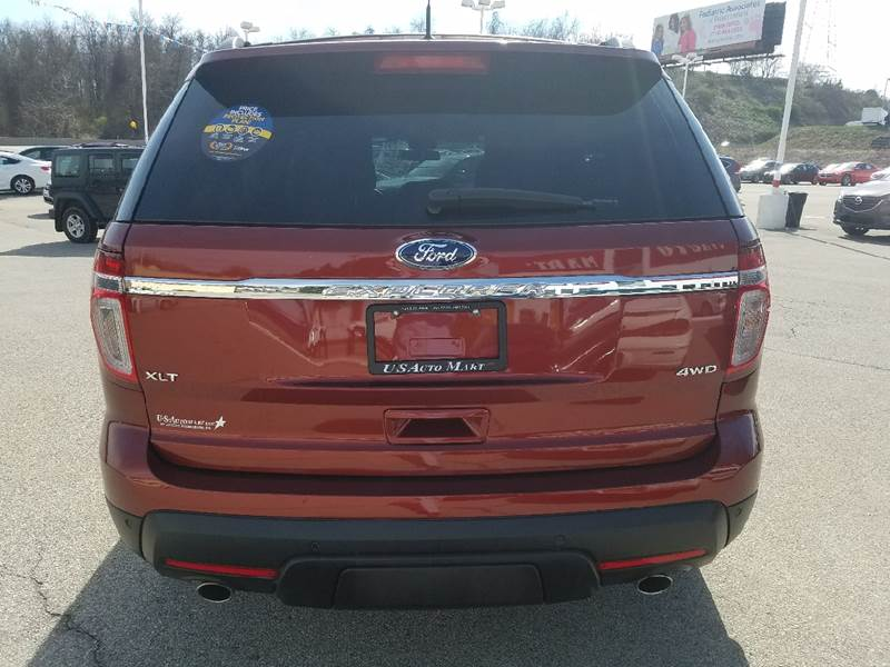 2014 Ford Explorer for sale at U.S. AUTOMART INC. in Adamsburg PA