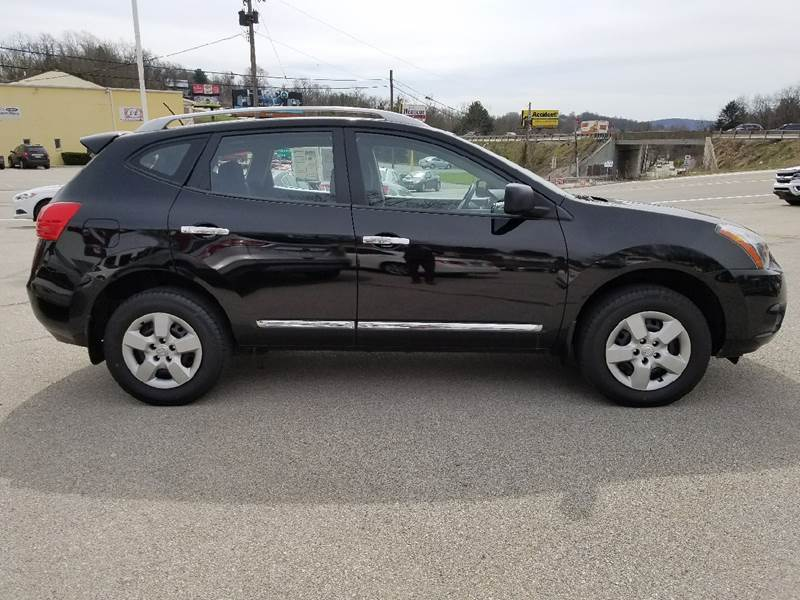 2014 Nissan Rogue Select for sale at U.S. AUTOMART INC. in Adamsburg PA