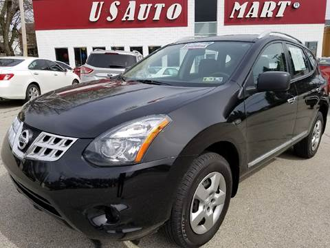 2014 Nissan Rogue Select for sale in Adamsburg, PA