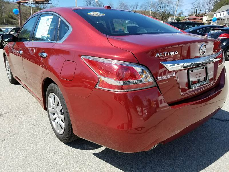 2015 Nissan Altima for sale at U.S. AUTOMART INC. in Adamsburg PA