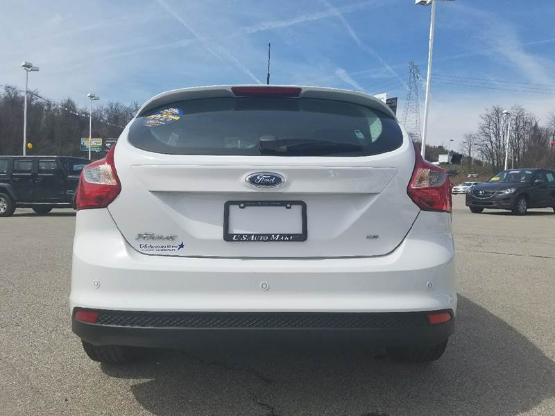 2013 Ford Focus for sale at U.S. AUTOMART INC. in Adamsburg PA