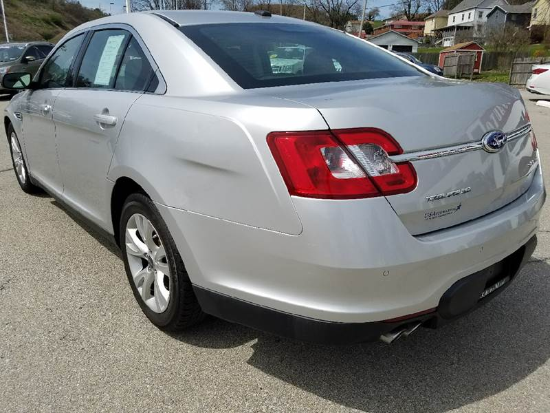 2011 Ford Taurus for sale at U.S. AUTOMART INC. in Adamsburg PA