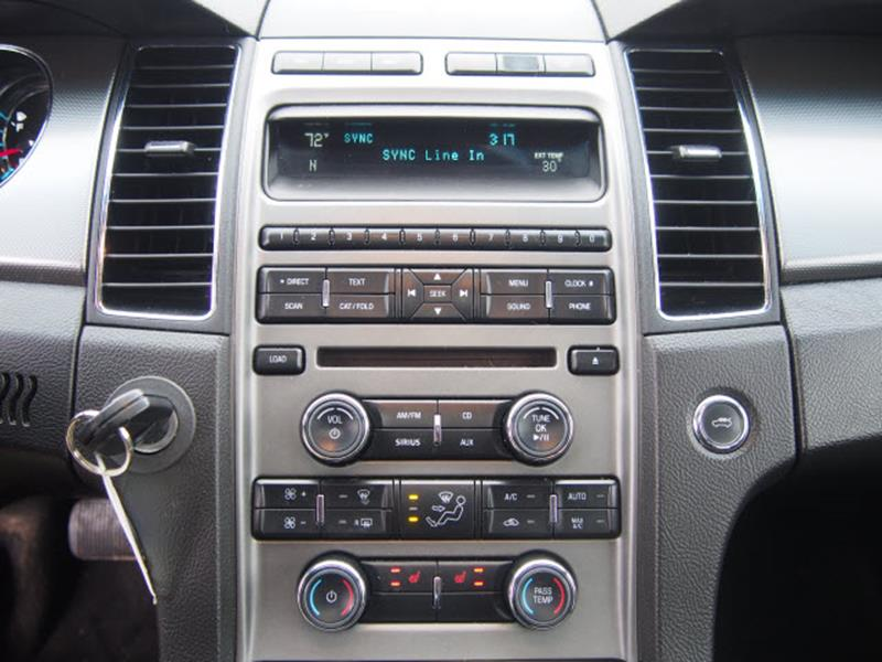 2012 Ford Taurus for sale at U.S. AUTOMART INC. in Adamsburg PA