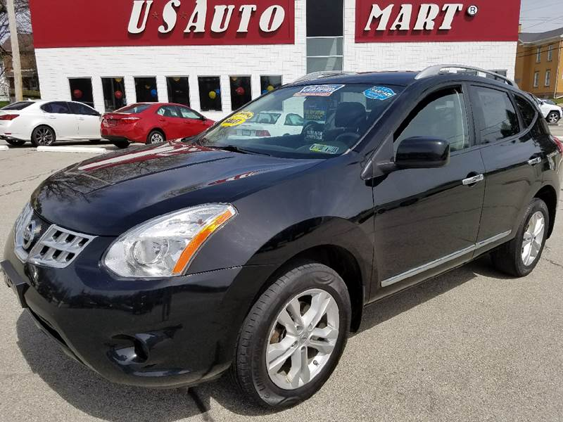 2012 Nissan Rogue for sale at U.S. AUTOMART INC. in Adamsburg PA