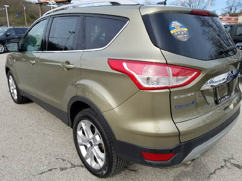 2014 Ford Escape for sale at U.S. AUTOMART INC. in Adamsburg PA