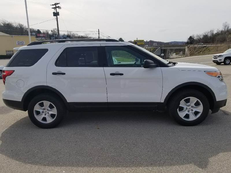 2013 Ford Explorer for sale at U.S. AUTOMART INC. in Adamsburg PA