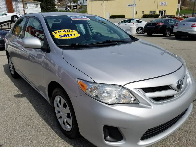 2011 Toyota Corolla for sale at U.S. AUTOMART INC. in Adamsburg PA