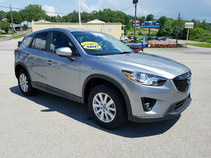 2014 Mazda CX-5 for sale at U.S. AUTOMART INC. in Adamsburg PA
