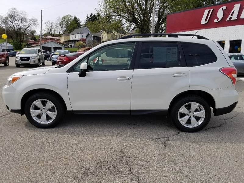 2015 Subaru Forester for sale at U.S. AUTOMART INC. in Adamsburg PA