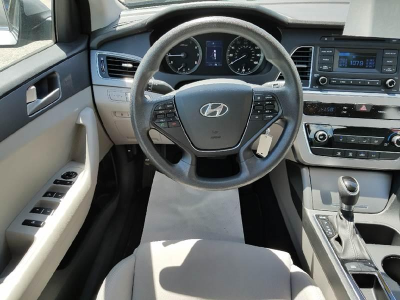 2015 Hyundai Sonata for sale at U.S. AUTOMART INC. in Adamsburg PA
