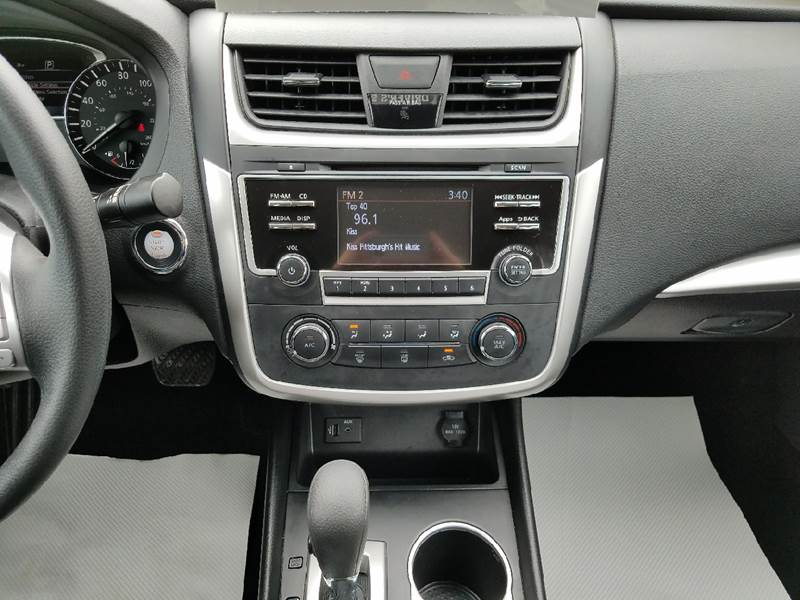2016 Nissan Altima for sale at U.S. AUTOMART INC. in Adamsburg PA