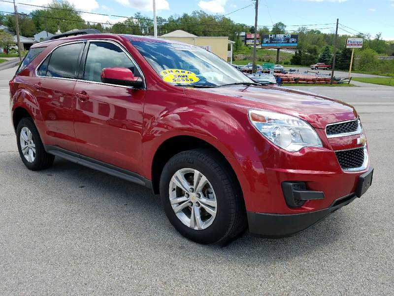 2015 Chevrolet Equinox for sale at U.S. AUTOMART INC. in Adamsburg PA