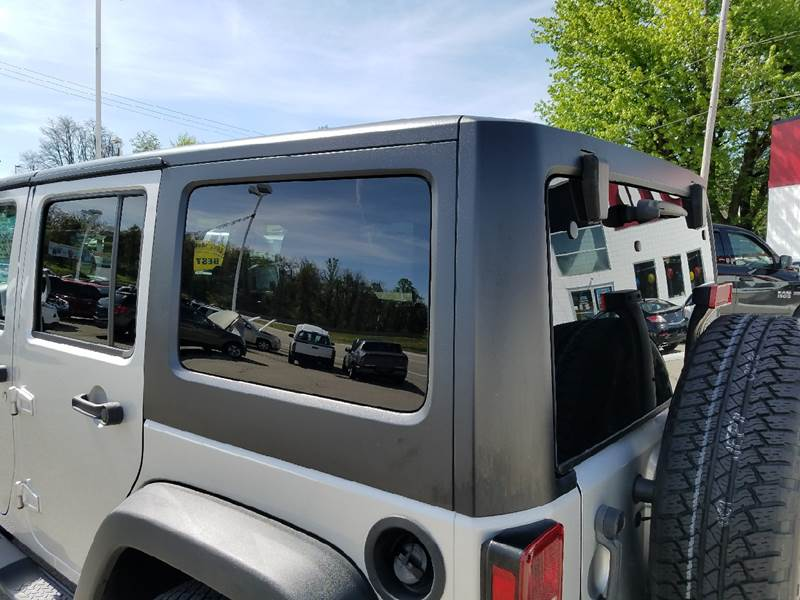 2011 Jeep Wrangler Unlimited for sale at U.S. AUTOMART INC. in Adamsburg PA