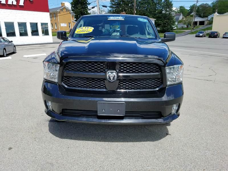 2014 RAM Ram Pickup 1500 for sale at U.S. AUTOMART INC. in Adamsburg PA