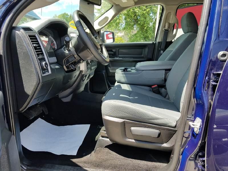 2015 RAM Ram Pickup 1500 for sale at U.S. AUTOMART INC. in Adamsburg PA