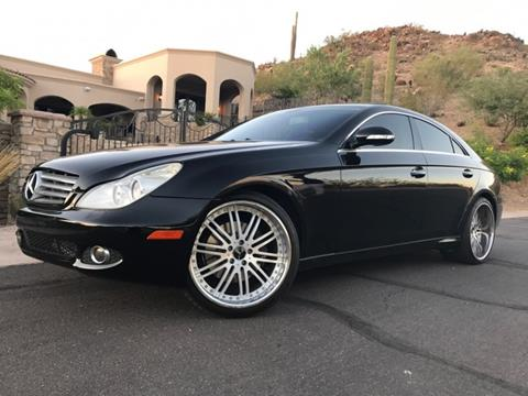 2008 Mercedes-Benz CLS for sale in Tempe, AZ