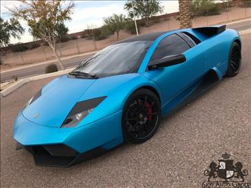 2002 Lamborghini Murcielago for sale in Scottsdale, AZ