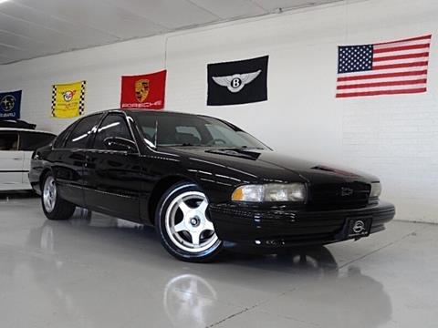 1995 Chevrolet Impala for sale in Scottsdale, AZ