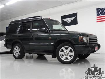 2004 Land Rover Discovery for sale in Scottsdale, AZ