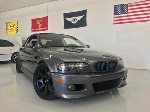 2002 BMW M3 for sale in Scottsdale, AZ