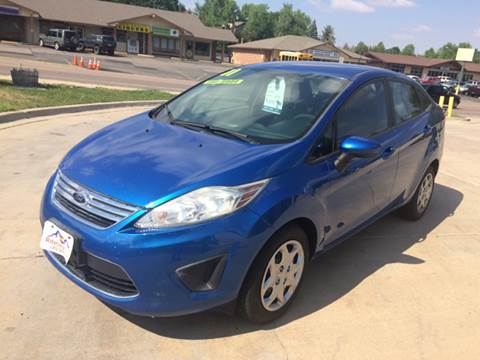 2011 Ford Fiesta for sale in Lakewood, CO