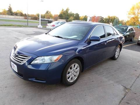 2008 Toyota Camry Hybrid for sale in Lakewood, CO