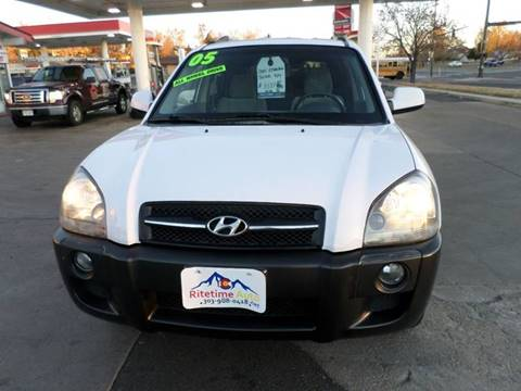 2005 Hyundai Tucson for sale in Lakewood, CO