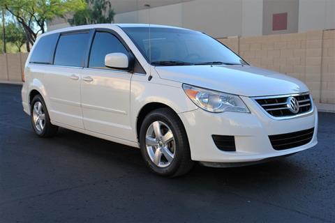 2009 Volkswagen Routan for sale at Arizona Classic Car Sales in Phoenix AZ