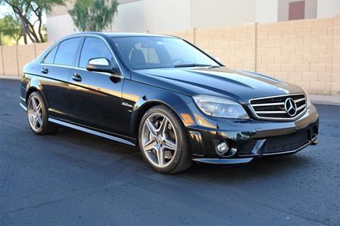 2008 Mercedes-Benz C-Class for sale at Arizona Classic Car Sales in Phoenix AZ