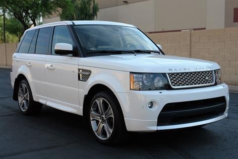 2012 Land Rover Range Rover Sport for sale at Arizona Classic Car Sales in Phoenix AZ