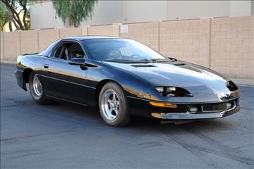 1994 Chevrolet Camaro for sale at Arizona Classic Car Sales in Phoenix AZ