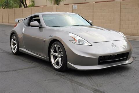 2010 Nissan 370Z for sale at Arizona Classic Car Sales in Phoenix AZ