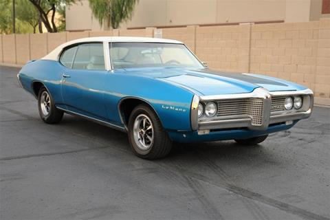 1969 Pontiac Le Mans for sale at Arizona Classic Car Sales in Phoenix AZ