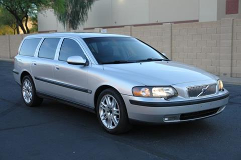 2002 Volvo V70 for sale at Arizona Classic Car Sales in Phoenix AZ