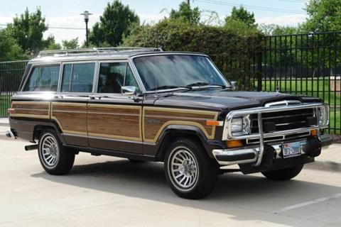 1989 Jeep Grand Wagoneer for sale in Phoenix, AZ
