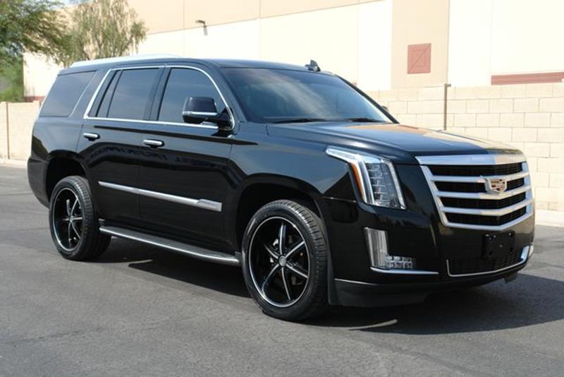 2015 Cadillac Escalade Luxury In Phoenix Az Arizona Classic Car Sales