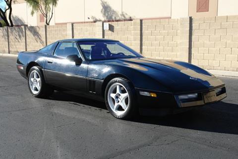 1990 Chevrolet Corvette for sale in Phoenix, AZ